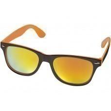 """Солнцезащитные очки """"Baja"""", черный/оранжевый"""
