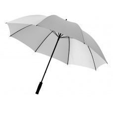 "Зонт Yfke противоштормовой 30"", серебристый"