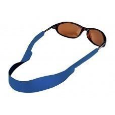 """Шнурок для солнцезащитных очков """"Tropics"""", ярко-синий/черный"""