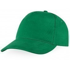 """Бейсболка """"Florida"""" 5-ти панельная, зеленый"""
