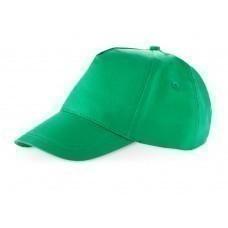 """Бейсболка """"Memphis"""" детская, зеленый"""