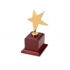"""Награда """"Звезда"""", золотистый/коричневый"""