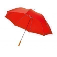"""Зонт Karl 30"""" механический, красный"""
