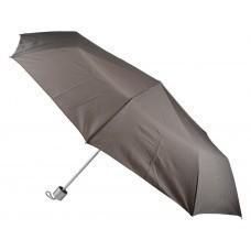 """Зонт складной механический """"Сан-Леоне"""", серый"""