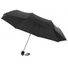 """Зонт складной """"Bernard"""", механический 21,5"""", черный"""