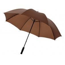 """Зонт Yfke противоштормовой 30"""", коричневый"""