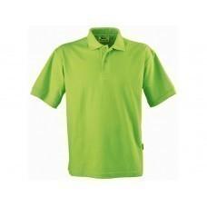 "Рубашка поло ""Forehand"" детская, зеленое яблоко"