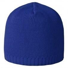 Шапка Season, синяя (василек)