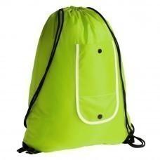 Рюкзак складной Unit Roll, неон-желтый