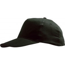 Бейсболка SUNNY, черная