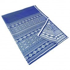 Плед «Скандик», синий (василек)