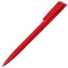 Ручка шариковая Flip, красная