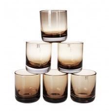 Набор больших стаканов для виски Gusto