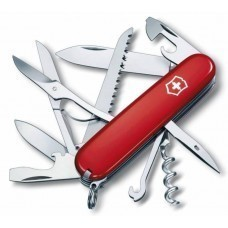 Офицерский нож Huntsman 91, красный