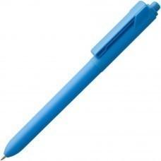 Ручка шариковая Hint, голубая