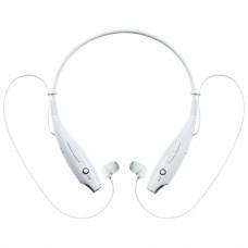 Беспроводные наушники stereoBand, белые