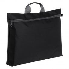 Конференц-сумка Unit Portfolio, черная