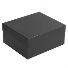 Коробка Satin, большая, черная