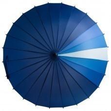 Зонт-трость «Спектр», синий