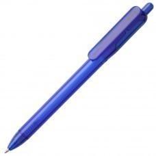 Ручка шариковая Bolide Transparent, синяя
