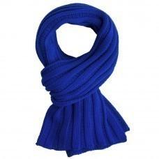 Шарф Chain, ярко-синий