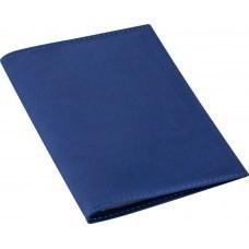 Обложка для автодокументов Twill, синяя