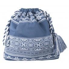Сумка «Скандик», синяя (индиго)