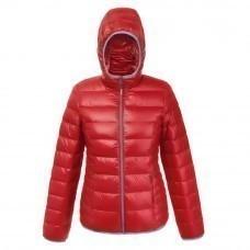 Куртка пуховая женская Tarner Lady, красная