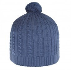 Шапка Comfort, синяя (индиго)