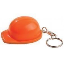 Брелок-открывашка «Каска», оранжевый