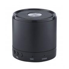 Беспроводная Bluetooth колонка Round2, черная