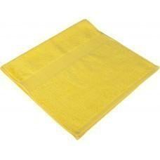 Полотенце махровое Small, желтое