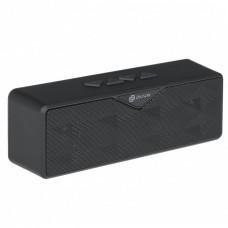 Беспроводная стереоколонка Oklick OK-30, с FM-радио, черная