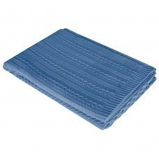 Плед Comfort, синий