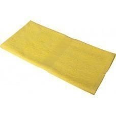 Полотенце махровое Medium, желтое