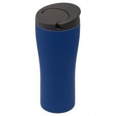 Термостакан Bucks, вакуумный, синий