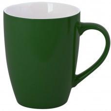 Кружка Good morning, зеленая