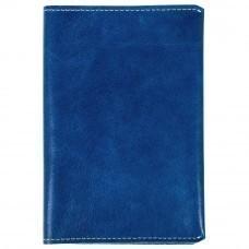 Обложка для паспорта Apache, синяя