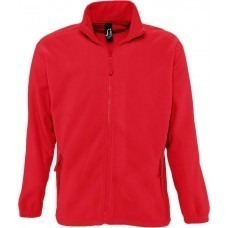 Куртка мужская North 300, красная