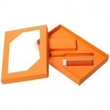 Набор Energy: аккумулятор и ручка, ver.2, оранжевый