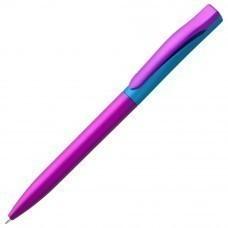 Ручка шариковая Pin Fashion, розово-голубая