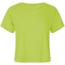 Футболка женская MAEVA, зеленый неон