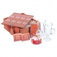 Подарочный новогодний набор «Праздничный глинтвейн»