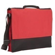 Сумка для конференций UNIT CONFERENCE 1, красная с черным