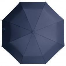 Зонт складной Unit Light, темно-синий