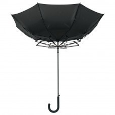 Зонт-трость Unit Wind, черный