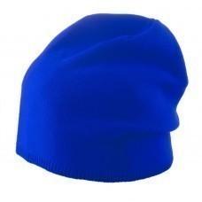 Шапка Easy, ярко-синяя
