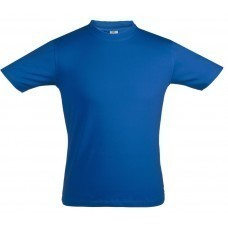 Футболка мужская Unit Stretch 190 ярко-синяя