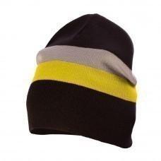 Шапка Bright Stripe, с желтой полосой