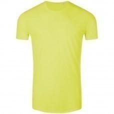 Футболка мужская MAUI, желтый неон